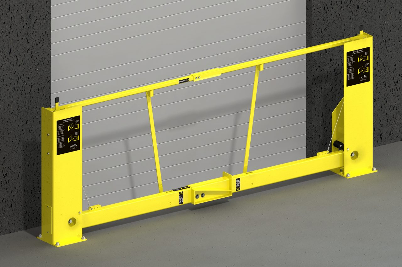 Dock Sentinel Safety Gate Nova Technology