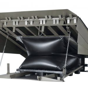 NAS Air Powered Dock Leveler