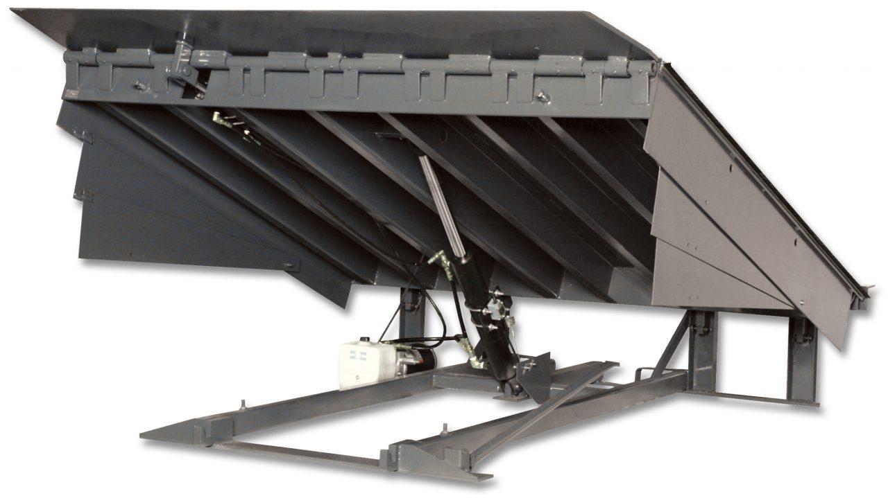 Nhs Hydraulic Dock Leveler Nova Technology