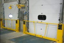 Dock Sentinel™ Safety Gate - Nova Technology