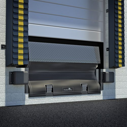 Dock Leveler Curtain Nova Technology